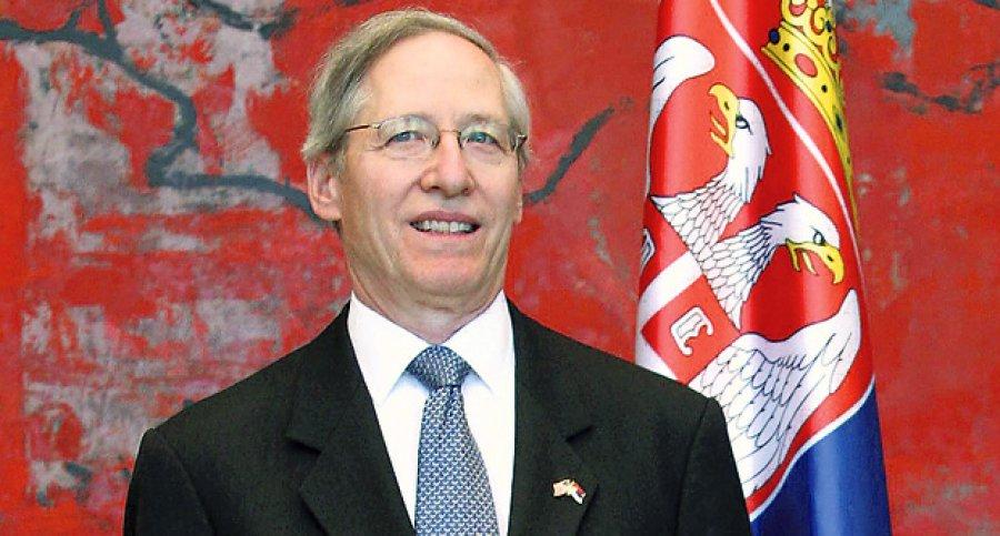 Kirbi: Srbija je bezbjedna, mada rizik uvijek postoji