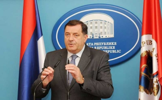 Dodik: Očajnički potez odlazeće administracije koji dokazuje da ne trgujem interesima Srpske