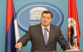 CIK: Milorad Dodik ponovo predsjednik Republike Srpske