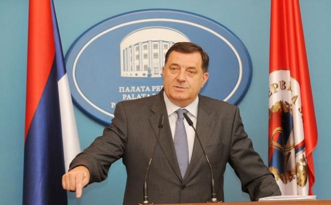 Photo of CIK: Milorad Dodik ponovo predsjednik Republike Srpske