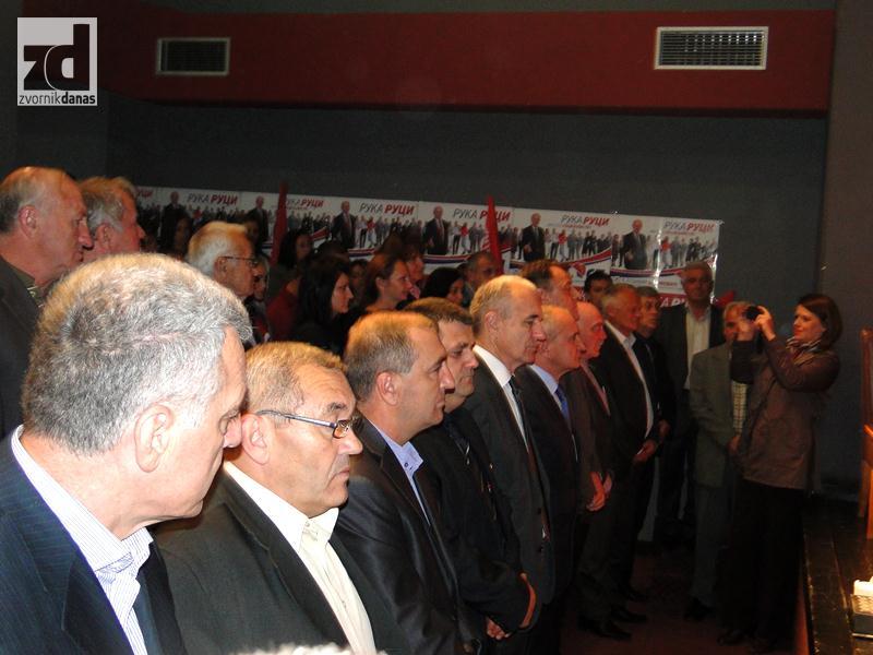 Photo of Đokić: Borimo se za socijalno odgovornu državu i vlast (foto)