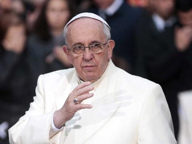 """Photo of Papa Franjo: Seks """"veliki"""" dar od Boga"""