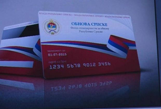 Photo of Danas stiže još 500 platnih kartica za poplavljene