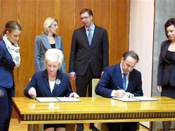Photo of Potpisani sporazumi o saradnji u poljoprivredi, turizmu… (foto)
