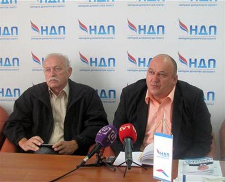 Kezunović pozvao insitucije da uklone krst na Zlatištu