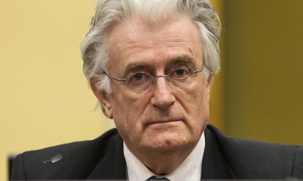 Karadžić: Srebrenicu je počinio izdajnik srpskog naroda