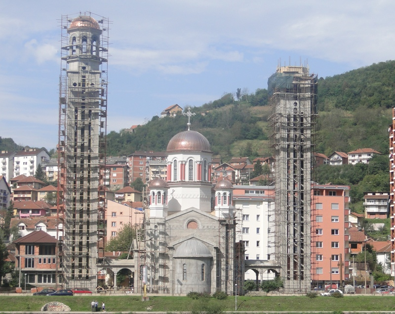 Photo of Danas osvećenje krstova i zvona na Sabornom hramu u Zvorniku