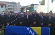 Sahranjen Sulejman Tihić (foto)