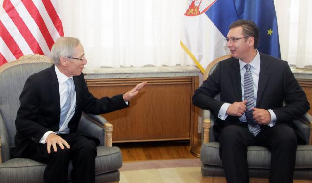 Srbija podržava Vašington u borbi protiv