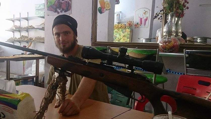 Photo of U Siriji poginuo Sejdin Omerdić iz Zenice