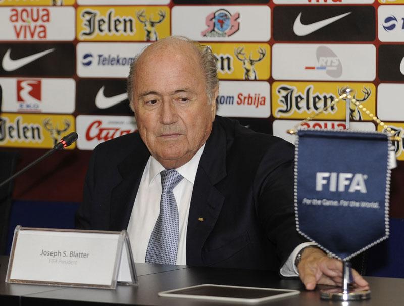 Blater potvrdio kandidaturu za peti mandat na čelu FIFA