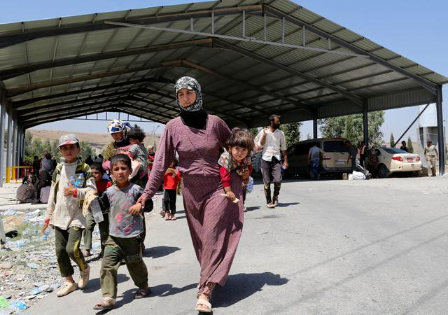 Do sada pobjeglo 70.000 sirijskih Kurda