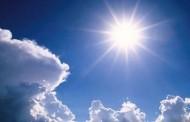Danas sunčano uz umjerenu oblačnost i toplije