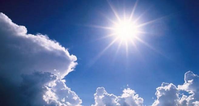 Sutra sunčano, krajem dana naoblačenje