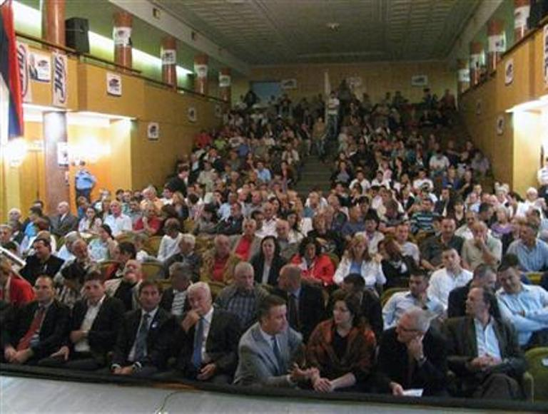 Photo of Za jaku i regionalno organizovanu Srpsku