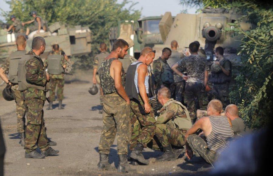 Poginulo sedam ukrajinskih vojnika