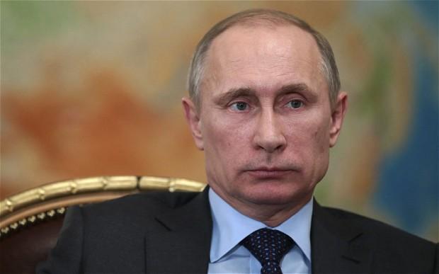 Dodik na radnom ručku sa Putinom