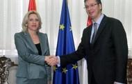 Vučić čestitao Cvijanovićevoj