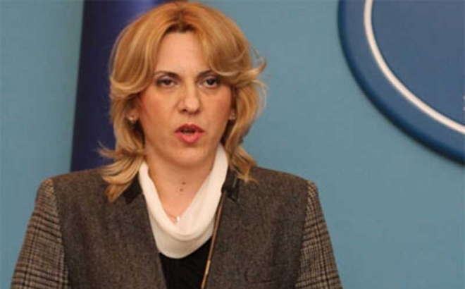 Željka Cvijanović uputila telegram saučešća porodici Bobar