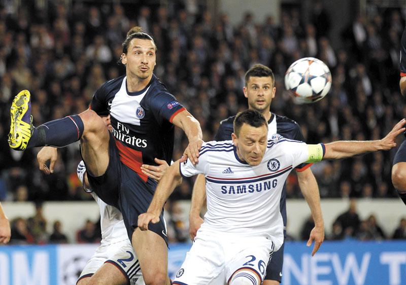 Liga šampiona: Ibrahimović preskače Barsu