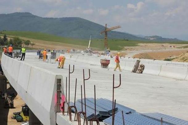 Potpisivanje sporazuma za autoput Banjaluka - Mliništa