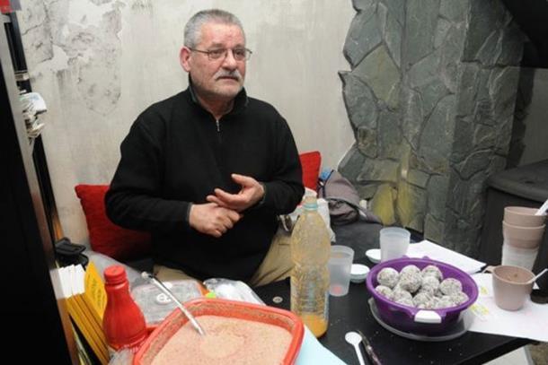 Photo of Banjalučanin Slavko Crnić 40 godina jede sirovu hranu