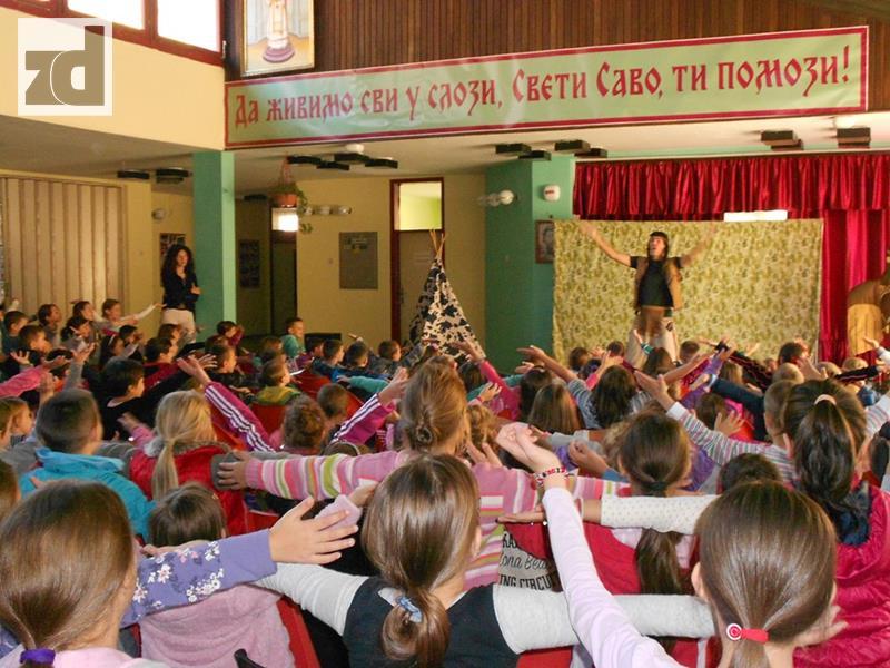 Photo of Osnovci obilježavaju Dječiju nedelju