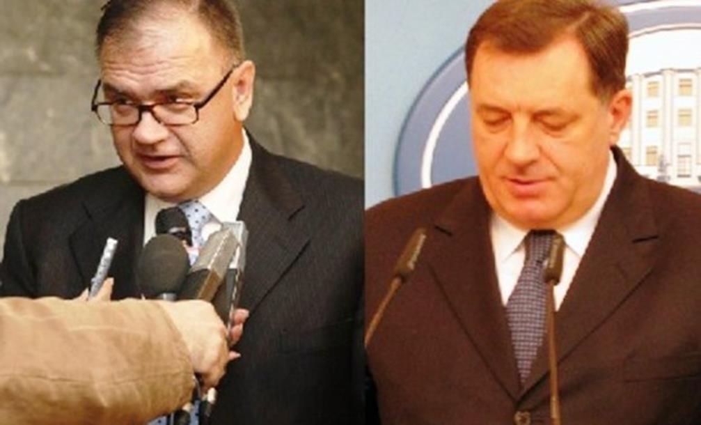 Dodik dobra, Ivanić loša vijest za Moskvu