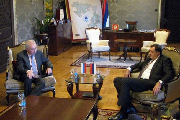 Dodik: Učešće u 'Јužnom tok' trajno opredjeljenje RS