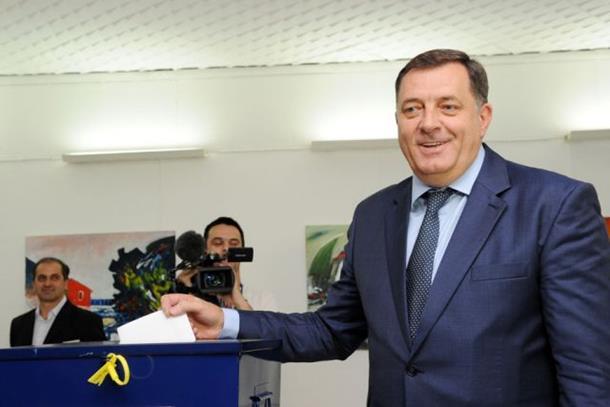 Photo of Dodik pobijedio!