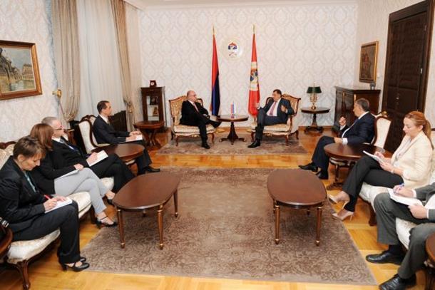 Dodik najavio formiranje Vlade RS