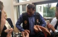 Džemper i prsluk za Dodika, poklon ruskih bajkera