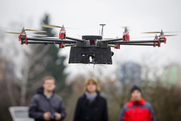 Evropska unija donosi zakon o upotrebi dronova