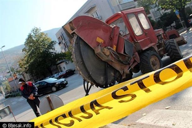 Photo of Građevinska mašina usmrtila radnika u Mostaru