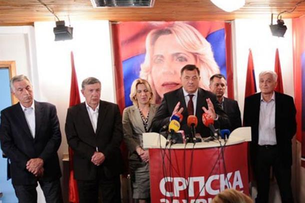 Photo of SNSD je pobjednik ovih izbora, kampanja nikada nije bila prljavija
