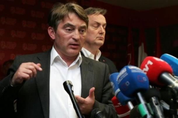 Komšić odbio Lagumdžijin poziv na ujedinjenje