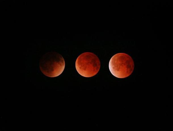 Photo of Danas totalno pomračenje Mjeseca