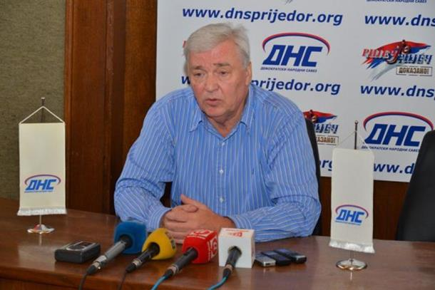Pavić: Sporazum Saveza za promjene, SDA i DF je besmislen