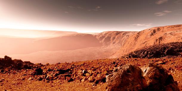 Photo of NASA: Na Marsu pronađena tečna voda