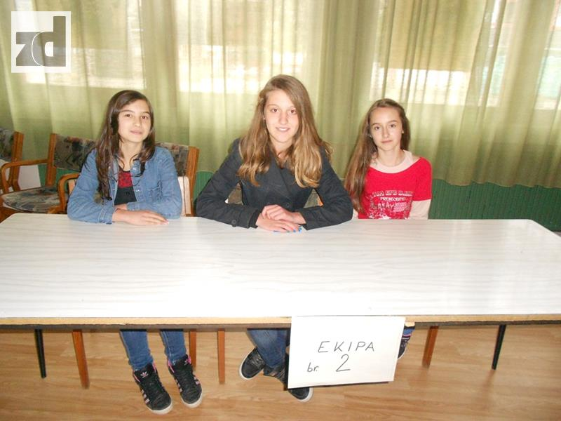 Photo of Najbolje znanje o Pokretu Crvenog krsta pokazala ekipa škole iz Pilice