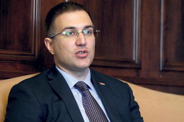 Stefanović: Policija pronašla dron