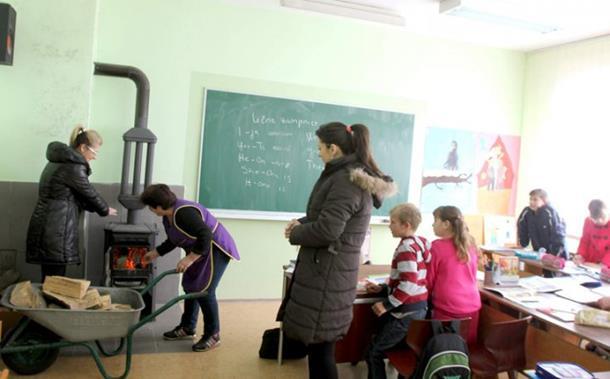 Photo of Četiri učiteljice sakupljaju novac da djeci osiguraju tople učionice
