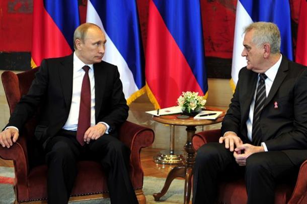 Putin u Beogradu: Imamo zajedničku prošlost i dobru budućnost