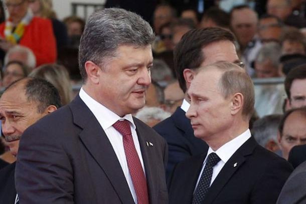 Putin: Pozitivan sastanak sa Porošenkom
