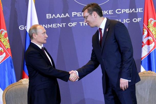 Vučić sa Putinom: Srbija nikada neće zaboraviti ruske žrtve za Beograd