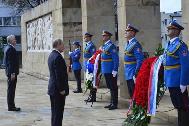 Procurio dokument o ruskom uticaj na Balkanu