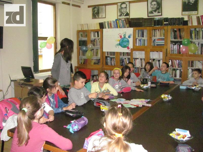 Photo of Radionice za najmlađe u zvorničkoj biblioteci