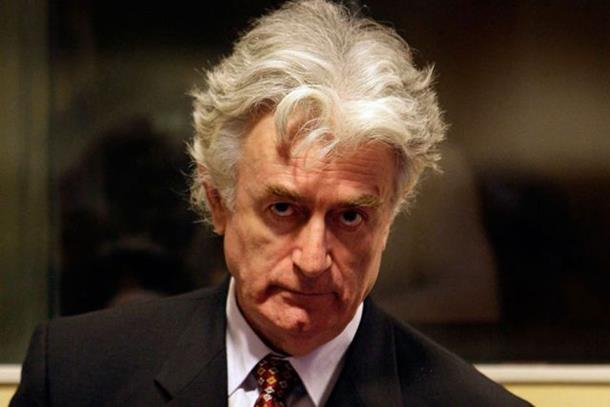 Robinson: Ne postoji dokaz koji tereti Karadžića za Srebrenicu