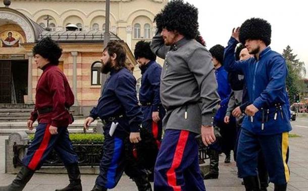 Umjetnici proglašeni ruskim specijalcima
