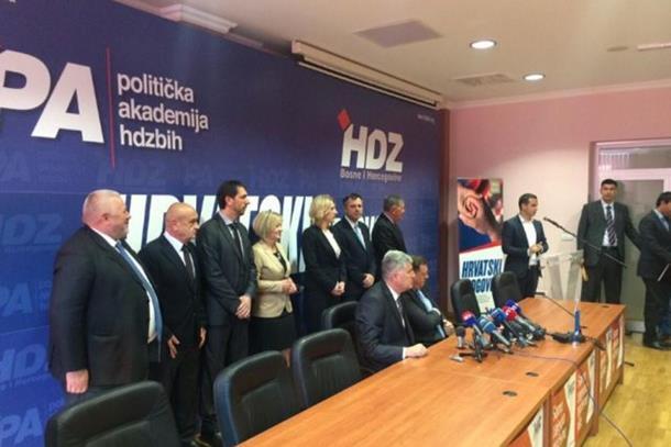 SNSD i HDZ BiH dogovorili zajedničko formiranje vlasti na svim nivoima